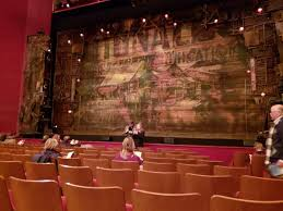 The Kennedy Center Opera House Section Orchestra Row N