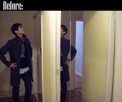 updating mirrored sliding closet doors saudireiki