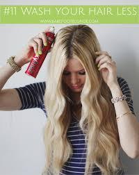 13 ways to make your hair grow