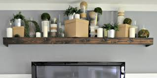 Floating Shelves Pottery Barn Remodelaholic Turn an Ikea shelf into a Pottery Barn Ledge 35