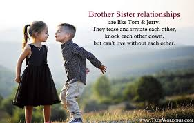 Beautiful Relationship Brother Sister Images HD Cute Love Bonding Adorable Sis Love My Com