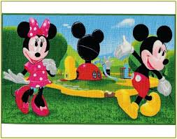 mickey mouse clubhouse area rugs rug designs