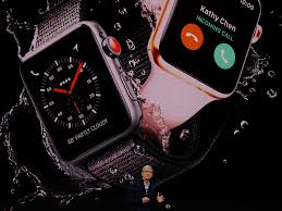 iphone watch series 3. apple watch series 3 revealed: specs, features, photos - business insider iphone ,
