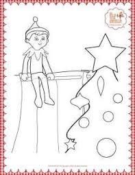 Diposting oleh koloring pages di 07.08 tidak ada komentar: Elf On The Shelf Coloring Page Elf Fun Christmas Elf Preschool Elves