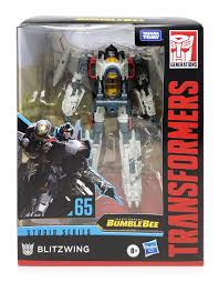 Blitzwing transformers studio series voyager collectible action figure new 2020. Hasbro Transformers Studio Series 65 Voyager Bumblebee Movie Blitzwing Maybang S Collectibles