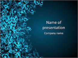 Music Powerpoint Template Abstract Music Powerpoint Template Infographics Slides