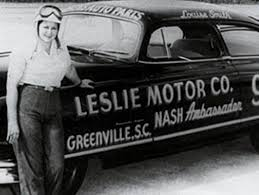 Louise Smith: The First Lady of NASCAR   Hertz