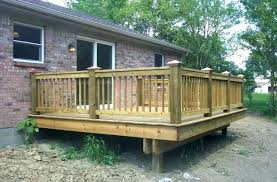 deck over concrete patio design how to build a raised deck over concrete raised concrete deck deck over concrete patio