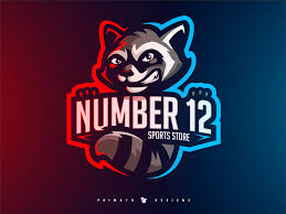 Bandit Logo Design Number 12 Raccoon Logo By Tiago Fank On Dribbble