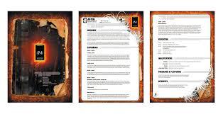 Resume Designs Mesmerizing 48 Special Resume Designs To Impress Employers