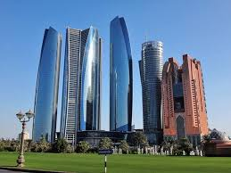 twin towers of abu dhabi review of
