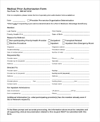 Medical Form In Pdf 10+ Printable Medical Authorization Forms - PDF, DOC | Free ...