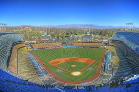 Dodger Stadium Seating Chart 2019 Where To Eat At Las Dodger Stadium 2018 Edition Eater La