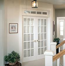 impressive interior french doors frosted glass throughout with decorations 15