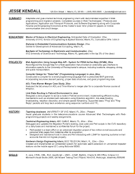Sample Student Resume For Internship Operating Room Assistant