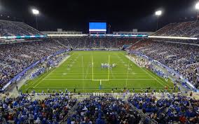 Uk Football Stadium Seating Chart Kentucky Wildcats Football Seating Chart Map Seatgeek