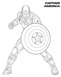 Superhero pdf coloring pages are a fun way for kids of all ages to develop creativity, focus, motor skills and color recognition. Amazing Superhero Coloring Pages You Can Print Free Captain America Tures Color Cartoon Lego Pdf Marvel Printable Shield Sheet Oguchionyewu