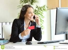 businessw buying online and calling customer service stock businessw buying online and calling customer service