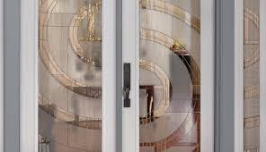 modern exterior glass doors the glass