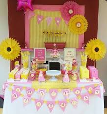 32 Best ☆ 1st Birthday Party ☆ Images On Pinterest  Birthday 1st Birthday Party Ideas Diy