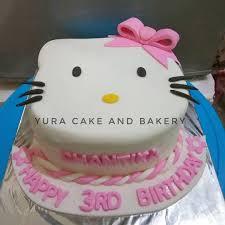 Cake Ultah Hello Kitty Uk 20cm Info Dan Order