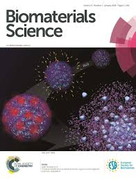 Journal Of Materials And Design Impact Factor Biomaterials Science