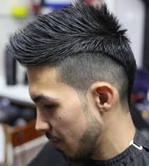 short haircut styles short haircuts for men mens spiky haircut with undercut short by applying wax or gel on the hair the sides then beginning on the ears