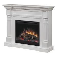 dimplex winston dfp26 1109w wall mantel electric fireplace