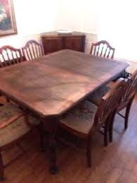 antique table and chairs antique dining room table and chairs for in winter springs fl antique round oak table and chairs