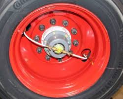 Tire Pressure Inflation Systems Trailers North American