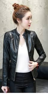 jade vegan leather biker jacket wine red black recommended 5