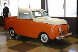 a picture review of the crosley and the king midget 1946 crosley roundside pickup