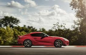 Canadian Pricing Revealed For 2020 Toyota Gr Supra Bmw Z4