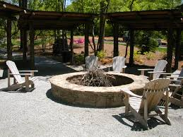 Cheap Seating Ideas Cheap Outdoor Fire Pit Ideas In Ground And Aboveground Outdoor