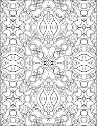 Coloring Pages Adults Free Printable Leversetdujour Info