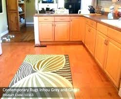 modern kitchen rugs modern kitchen rugs co intended for inspirations modern kitchen rugs uk