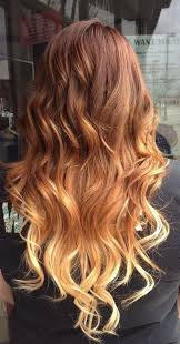 Best 25 Red To Blonde Ombre Ideas On Pinterest Fall Hair Colour