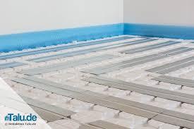 Die packungsgröße bei laminat wird immer in quadratmeter angegeben. Diy Elektrische Fussbodenheizung Verlegen Und Anschliessen Talu De