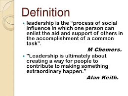 concept of leadership and it s qualities com  source slideshare net