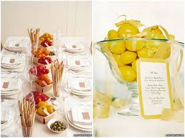 Yellow Kitchen Theme Kitchen Theme Bridal Shower Ideas Trueblu