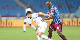 Trabzonspor 2 - 1 Sivasspor