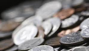 count and sort your own coins using gravity and size