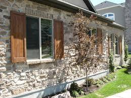 framed board and batten exterior shutter styles