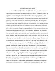 fast food nation essay the evils of fast food advertising  4 pages nickel and dimed review