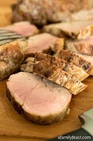 perfect pork tenderloin a family feast