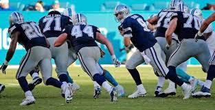 Cowboys Depth Chart 2016 Dallas Cowboys Offensive Depth Chart Entering 2016 Free Agency