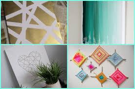 Diy Art Home Decor 50 Beautiful Diy Wall Art Ideas For Your Home
