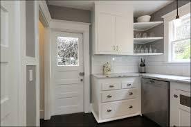 Corner Upper Cabinet Corner Kitchen Cabinet Solutions The Best Paint For Kitchen
