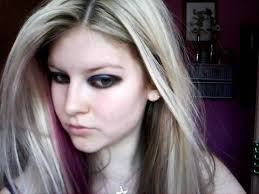 avril lavigne inked magazine make up tutorial requested