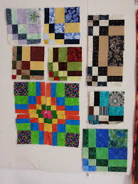 Teaching at West Houston Quilt Guild | Dragonfly Quilts Blog & Everyone brings their own choice fabrics and we had a great variety of  blocks. My students are always surprised at how different the each person's  blocks ... Adamdwight.com
